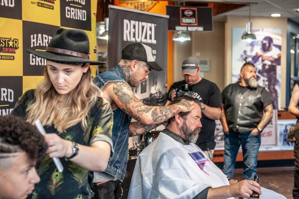 Barbers Ride 2019