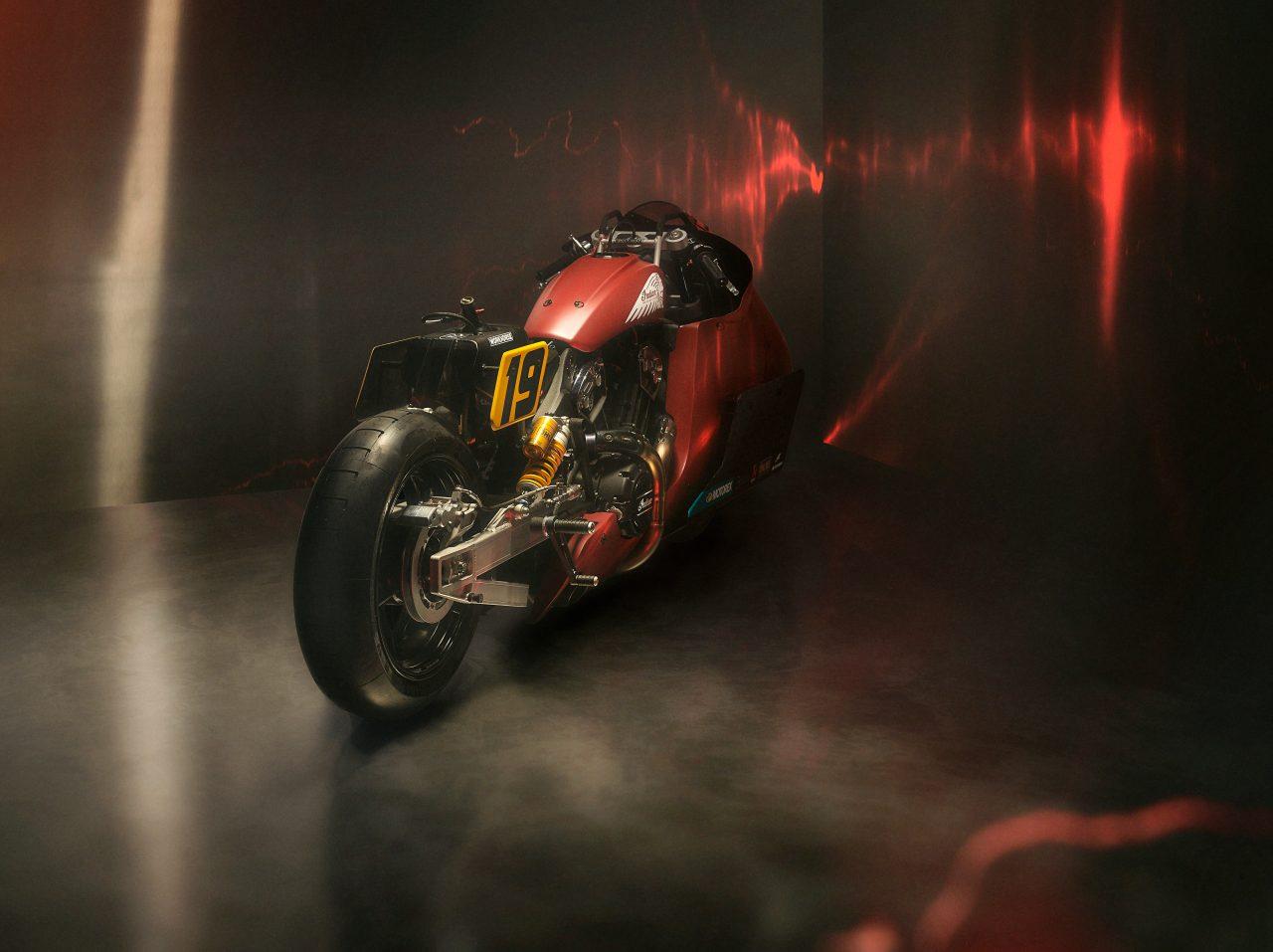 Indian Motorcycles Appaloosa