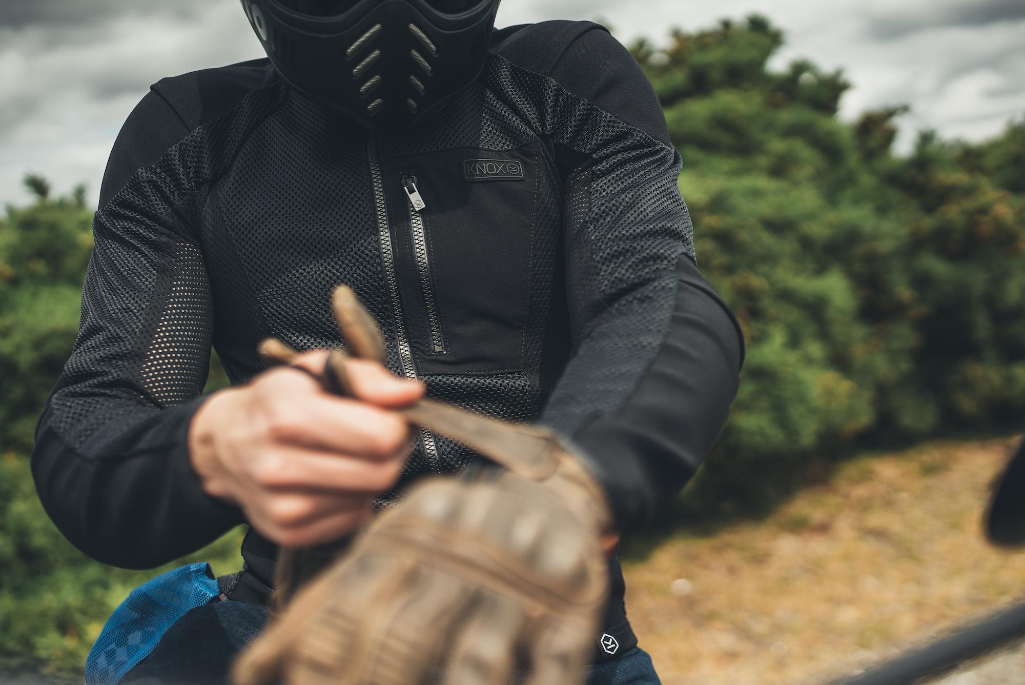 Knox Urbane Pro Jacket Review